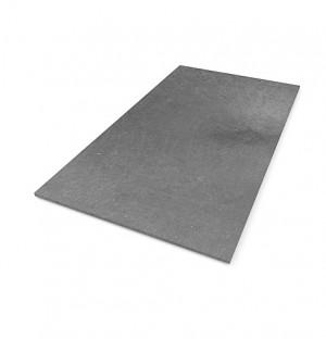 Kunststoffplatte glatt 1500x800x17 mm, grau