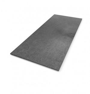 Kunststoffplatte glatt 2000x800x20 mm, grau
