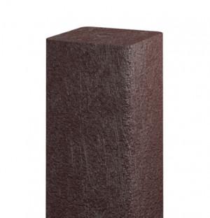 Balken 40x40, 2,0 m, braun