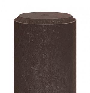 Pfahl Durchmesser 50mm, 1,3 m lang, braun