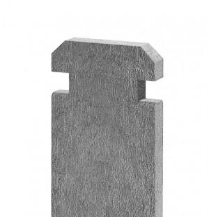Brett Komposter aus Kunststoff 130x30mm, 1,2m